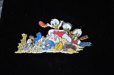 Rare Disney Auctions Pin LE100 P.I.N.S Donald Duck & Nephews New on Card Mint