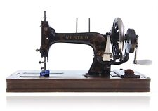 Vesta Vintage Nähmaschine Handkurbel