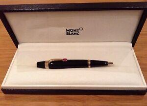 Montblanc collection Boheme Rouge Ballpoint pen