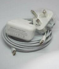 UK Reemplazo 29W USB cargador adaptador de alimentación de CA para Apple Mac Book MJ262L A1540