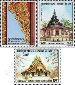 Laotian architecture (MNH)