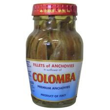 Colomba Fillets Of Anchovies In Sunflower Oil 150g