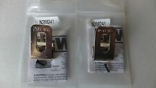 DeWALT 2 PACK Genuine Belt Clip Hook 20V Drill Driver N268241 N169778