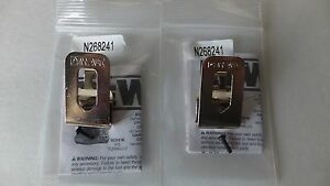 DEWALT 2 PACK Genuine Belt Clip Hook 20V Drill Driver N268241 N169778 N086039