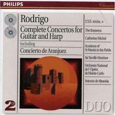 Rodrigo - Guitar & Harp Cncs (comp)    Pm2 NEW CD