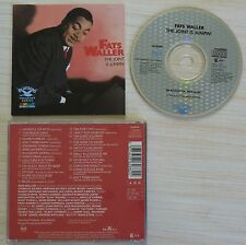 CD ALBUM THE JOINT IS JUMPIN' FATS WALLER 1987 MADE IN AUSTRIA