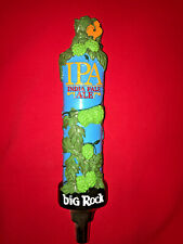 Big Rock IPA India Pale Ale beer tap handle Blue Green *** Brand NEW **