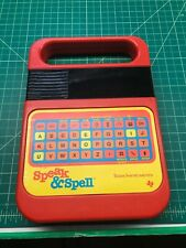 Speak N & Spell TI Texas Instruments Vintage Talking Learning Toy Game TESTED