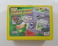 Matchbox Official Collectors Carry Case 48 Cars 1992