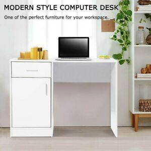 100CM Length Modern Desk Laptop Student Study Computer Desk with Drawer