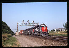 Southern Pacific Slide