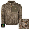 DRAKE NON-TYPICAL YOUTH ENDURANCE PULLOVER JACKET WITH AGION ACTIVE XL