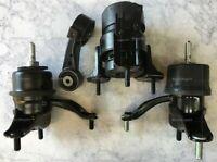 3pcSet Motor Mounts fit 2003 2004 2005 2006 2007 Cadillac CTS 2.8L 3.2L 3.6L A//T