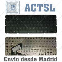 TECLADO ESPAÑOL para HP Pavilion Touchsmart 14-B000 B100 / 697904-071 Sin Marco