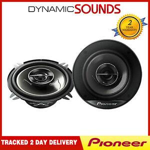 Pioneer 500W Total 2-Way 5.25 Inch 13cm Car Van Door/Shelf Coaxial Speakers Pair
