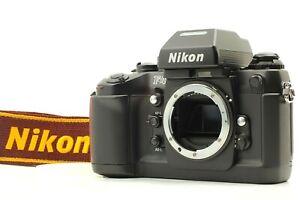 【TOP MINT w/ Strap S/N 252xxxx】 Nikon F4 Late Model Film Camera From JAPAN #952