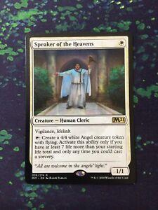 MTG, Speaker of the Heavens. Core Set 2021 Rare NM