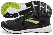 Brooks Adrenaline GTS 20 Black/Lime/Blue Grass multiple sizes New In Box