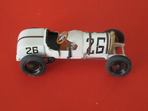 Bugatti Type 18 Indianapolis 1915  Driver G.Hill chassis 716 1:43 DTD Miniatures
