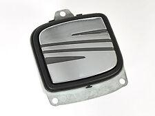 Original SEAT Heckklappen-Griff, Griff Seat-Emblem, Kofferraum Öffner für 5P