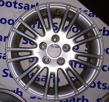 """SAAB 9-3 93 9 Spoke Double Light Alloy Wheel Rim 6,5 x 16"""" 5531355 ALU54 03-2010"""