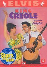 KING CREOLE - ELVIS PRESLEY - CAROLYN JONES - DVD SEALED