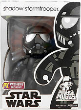 "STAR WARS MIGHTY MUGGS__SHADOW STORMTROOPER 6 "" figure_Exclusive Limited Edition"