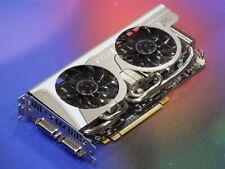 NVIDIA MSI GeForce GTX 560 Ti Twin Frozr II OC 1GB 1G 256-bit GDDR5 PCI-E 2.0
