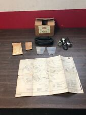 1956 FORD RANCH WAGON COUNTRY SEDAN SQUIRE BACK UP LAMP REVERSE LIGHT KIT NOS