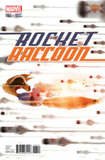 Rocket Raccoon #3 (NM) `14 Young  (VARIANT)