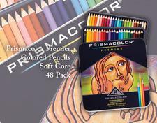 Prismacolor Premier Colored Pencils Soft Core 48