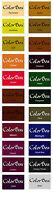Tolles Color Box Stempelkissen Pigmentfarbe 4,7 cm x 7,6 cm versch. Farben