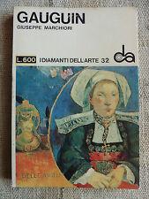 Gauguin Giuseppe Marchiori - I Diamanti dell'Arte 32- Sadea/Sansoni Editori