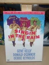 Brand-New Singin in the Rain (Dvd, 2002, 2-Disc Special Edition Set)