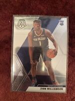 Zion Williamson 2019-20 Panini Mosaic Base #209 ROOKIE RC PSA READY! 💰📈💰📈