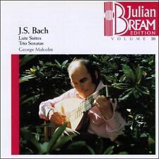 Bach: Lute Suites, Trio Sonatas 2004 by J.S. Bach; Julian Bream; George Malcolm
