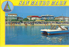 SAN MAURO MARE - VEDUTA DAL MARE - V 1996 - FG