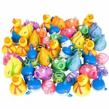 Kidsco Squirt Toys Assortment for Kids - 50 Pieces Water Squirting Animals -.