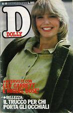 DOLLY 55 1979 Leif Garrett Miguel Bosé Le Orme Norma Jordan Patrizia Garganese