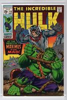Incredible Hulk Issue #119 Marvel Comics (Sept. 1969) VF-