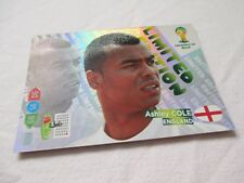 Panini Adrenalyn XL World Cup 2014 Ashley Cole Portrait Limited Edition MINT