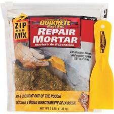 Quikrete 3Lb Zip & Mix Rpr Mortar
