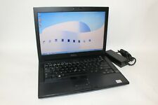 "Dell Latitude E6400 14"" Windows 7 Pro 32 Bit Laptop 120GB 4GB Wi-Fi Webcam"