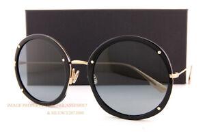Brand New Christian Dior Sunglasses Dior Hypnotic 1 2M2 Black Gold/Grey