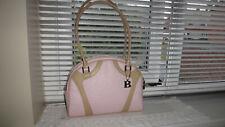 Bulaggi Pink & Beige Shoulder, Tote Bag