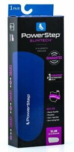 Powerstep SlimTech 3/4 (All Sizes) Orthotic Arch Support Insole