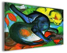Quadro moderno Franz Marc vol XXVII stampa su tela canvas pittori famosi