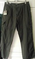 GRAGHOPPERS - BROWN TROUSERS - SIZE 40 R - BRAND NEW TAGS