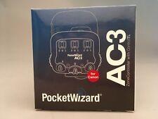 NEW PocketWizard AC3 Zone Controller for Canon - NIB