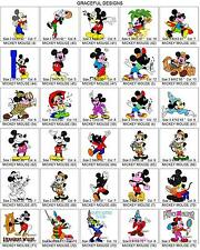 10,600 DISNEY, ANIMAL,CARTOON, CHILD BROTHER EMBROIDERY MACHINE DESIGNS PES